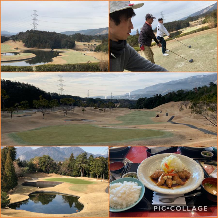 ゴルフ日和⛳