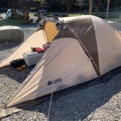 キャンプIN大津谷キャンプ場