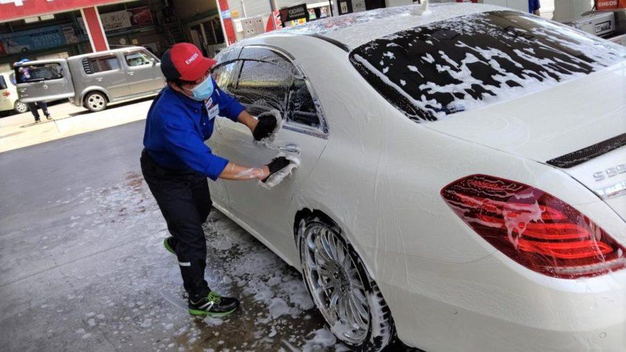 洗車日和です🌞