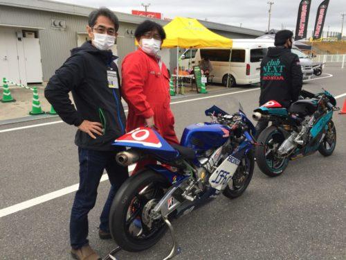 レース活動